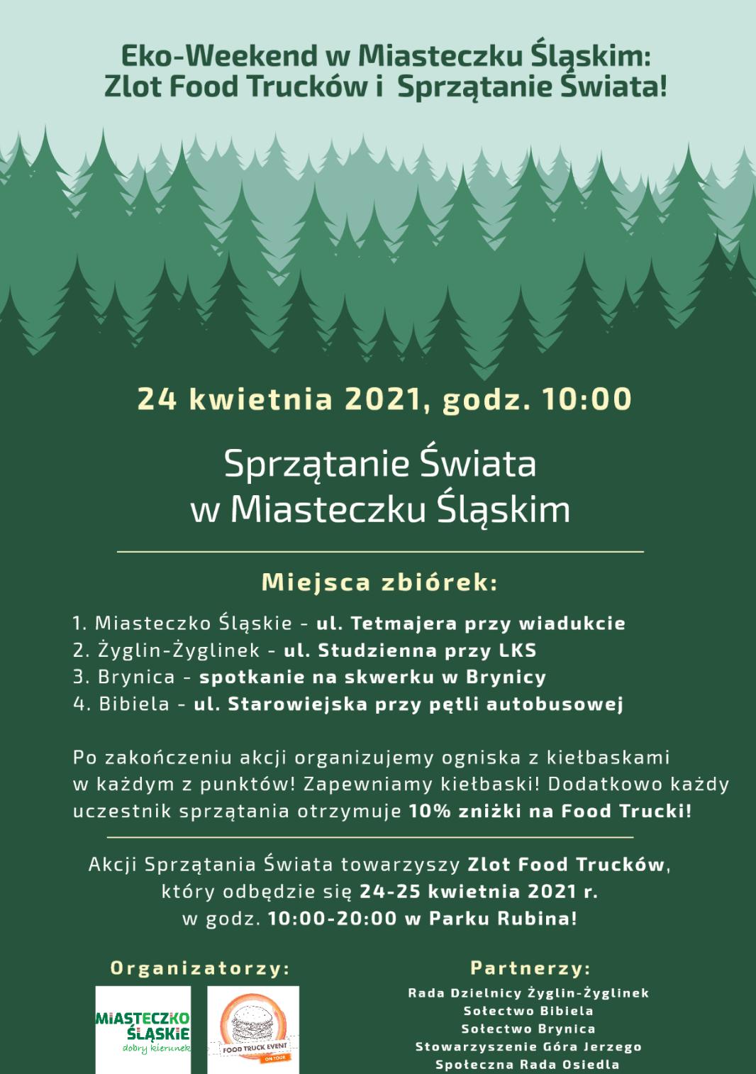 Eko-Weekend w Miasteczku Śląskim