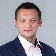 zdjęcie przedstawiające obecnego Burmistrza Miasteczka Śląskiego Michała Skrzydło