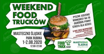 grafika do wpisu: Food Truck Park w Miasteczku Śląskim
