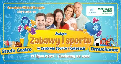 grafika do wpisu: Święto Zabawy i Sportu