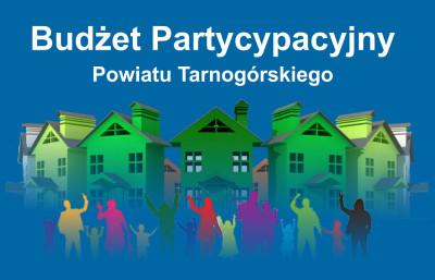grafika do wpisu: Budżet partycypacyjny Powiatu Tarnogórskiego
