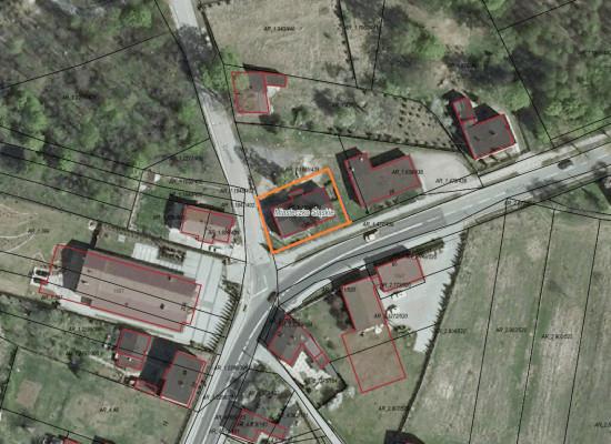 zdjęcie do artykułu: Ogłoszenie Burmistrza Miasta Miasteczko Śląskie o pierwszym przetargu ustnym nieograniczonym na sprzedaż nieruchomości zabudowanej