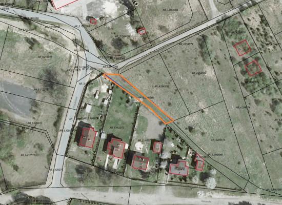 zdjęcie do artykułu: Ogłoszenie Burmistrza Miasta Miasteczko Śląskie o pierwszym przetargu ustnym ograniczonym na sprzedaż nieruchomości niezabudowanej