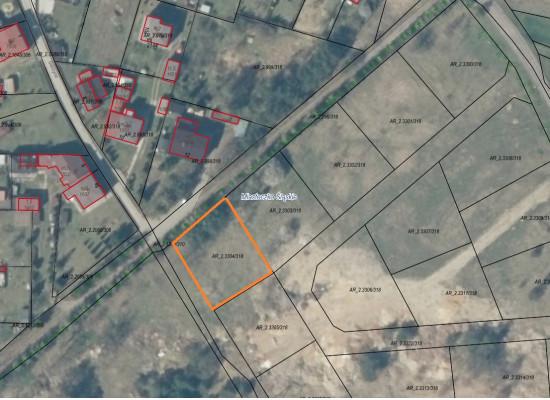 zdjęcie do artykułu: Ogłoszenie Burmistrza Miasta Miasteczko Śląskie o pierwszym przetargu ustnym nieograniczonym na sprzedaż nieruchomości niezabudowanej