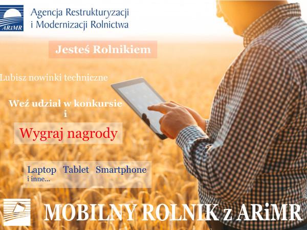 Mobilny Rolnik z ARiMR
