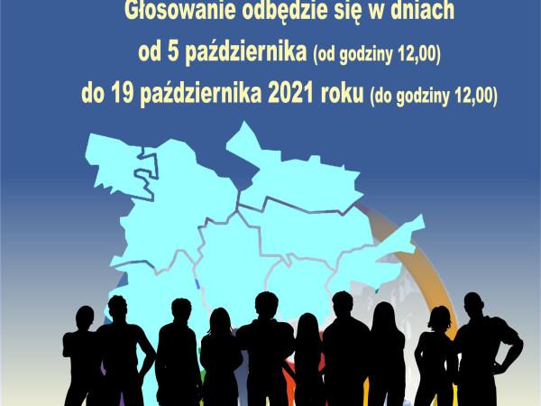 Głosowanie społeczne na projekty zgłoszone przez mieszkańców powiatu