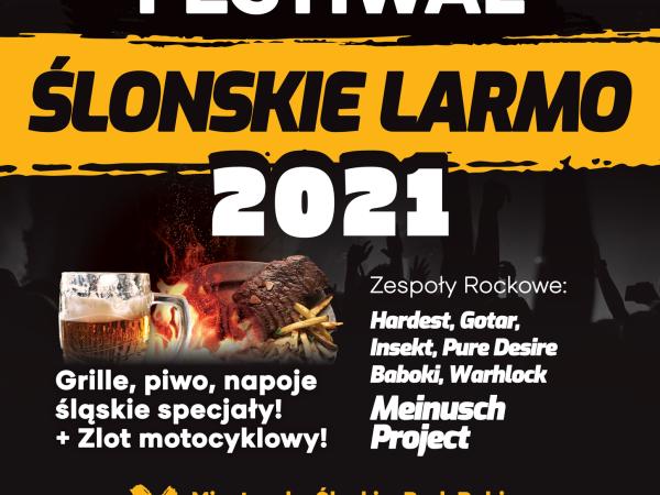 Druga edycja Festiwalu Śląskie Larmo w Miasteczku Śląskim