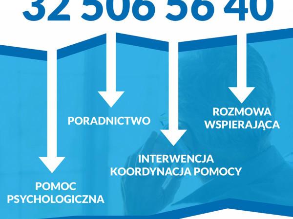 Śląski Telefon dla Seniora - SENIOR-fon