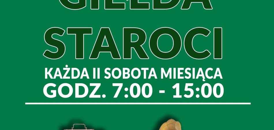 grafika dla wpisu: Giełda Staroci w Miasteczku Śląskim