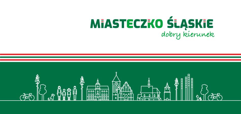 grafika dla wpisu: Urząd Miejski oraz Centrum Sportu i Rekreacji w Miasteczku Śląskim