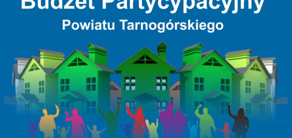 grafika dla wpisu: Budżet partycypacyjny Powiatu Tarnogórskiego